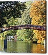Japanese Bridge  Acrylic Print