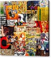 Japanese Contemporary Art Acrylic Print