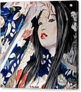 Japanese Acrylic Print