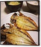 #japan#food Acrylic Print