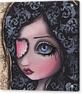 Jaqueline Acrylic Print