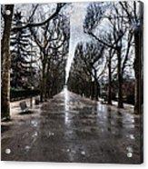 Jardin Des Plantes Paris France Acrylic Print