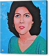 Jasmina Acrylic Print