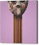 Jason Vorhees Acrylic Print