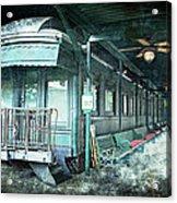 Jay Gould Private Railroad Car Acrylic Print