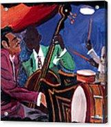 Jazz Band Acrylic Print