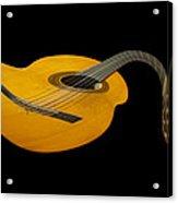 Jazz Guitar 2 Acrylic Print