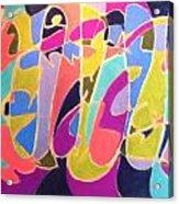 Jazz Live Acrylic Print