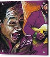 Jazz Songer Acrylic Print