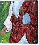 J.b.j. The Christ Like Me Acrylic Print