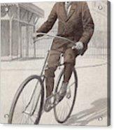 Jean Beraud (1849-1935) French Acrylic Print