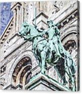 Jeanne D'arc Acrylic Print