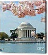 Jefferson Bloom Acrylic Print