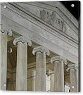 Jefferson Memorial - Washington Dc - 01131 Acrylic Print