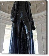Jefferson Memorial2 Acrylic Print