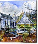 Jefferson Pools Acrylic Print