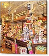 Jefferson Texas General Store Acrylic Print