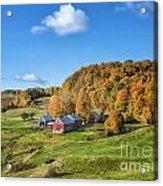 Jenne Farm Acrylic Print