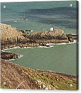 Jerbourg Point On Guernsey - 3 Acrylic Print