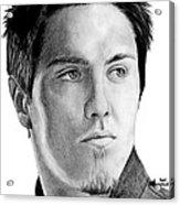 Jeremy Dunn Acrylic Print