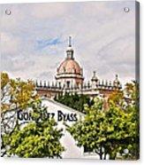Jerez De La Frontera - Spain Acrylic Print by Juergen Weiss