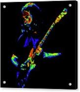 Jerome At The Rainbow Jam Acrylic Print