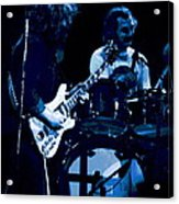 Jerry And Billy At Winterland 2 Acrylic Print