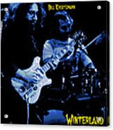Jerry And Billy At Winterland Acrylic Print