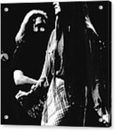 Jerry And Donna Godchaux 1978 Acrylic Print