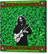 Jerry Clover 3 Acrylic Print