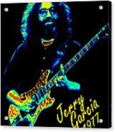 J G 1977 Acrylic Print