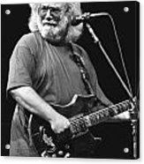 Jerry Garcia Band Acrylic Print