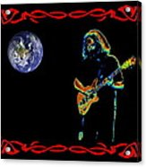 Jerry In Space Acrylic Print