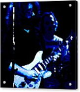 Jerry Rocks 2 Acrylic Print