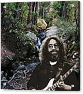 Jerry's Mountain Music 13 Acrylic Print