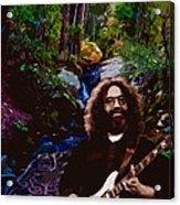 Jerry's Mountain Music 7 Acrylic Print