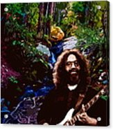 Jerry's Mountain Music 8 Acrylic Print
