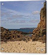 Jersey Beach  Acrylic Print