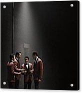 Jersey Boys By Clint Eastwood Acrylic Print