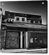 jerwood space gallery and performance spaces London England UK Acrylic Print