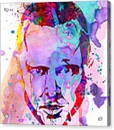 Jesse Breaking Bad Watercolor Acrylic Print