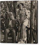 Jessie Tarbox Beals(1870-1942) Acrylic Print