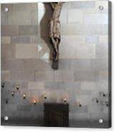 Jesus Chapel Icon - San Francisco Acrylic Print