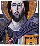 Jesus Icon Acrylic Print