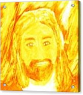 Jesus Is The Christ The Holy Messiah 1 Acrylic Print