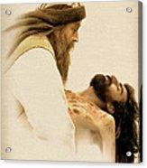 Jesus Laid To Rest Acrylic Print
