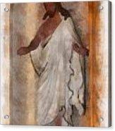 Jesus Photo Art Acrylic Print