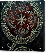 Jesus Son Of Mary Acrylic Print