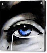 Tear Drop Acrylic Print