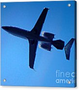 Jet Set Acrylic Print